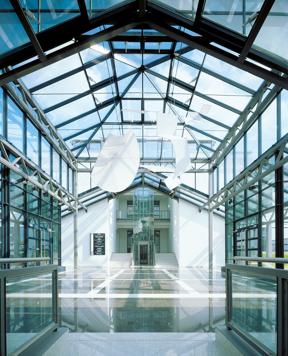Foyer - Dr.-Gessler-Straße 37, Regensburg